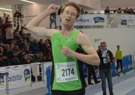 Athlé : Gabriel Bordier bat le record de France !