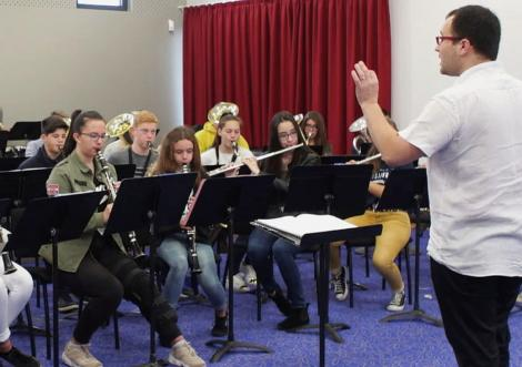 Classes orchestre : 51 en Mayenne !